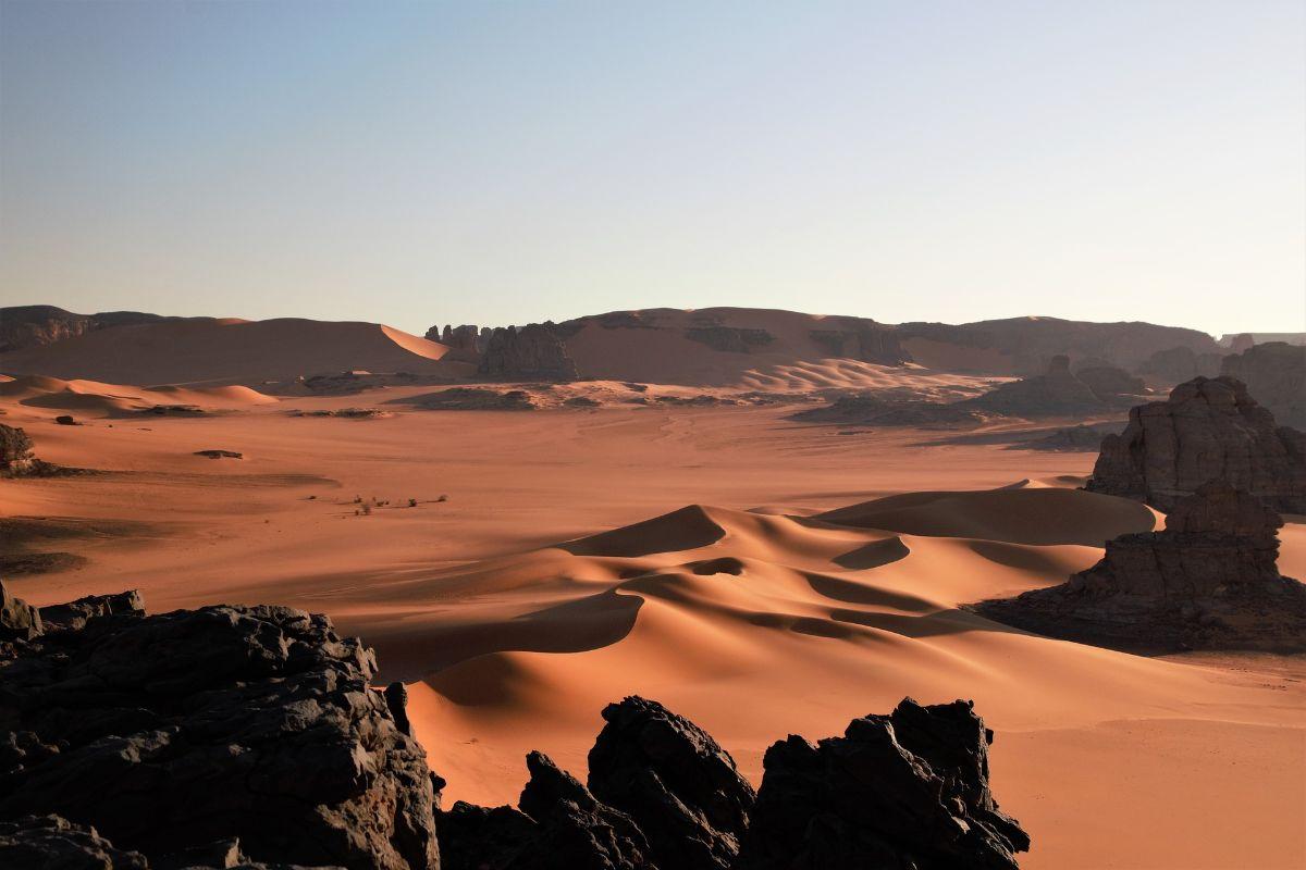 صور الجزائر، صور سفر، أفضل الوجهات السياحية في الجزائر، طاسيلي ناجر