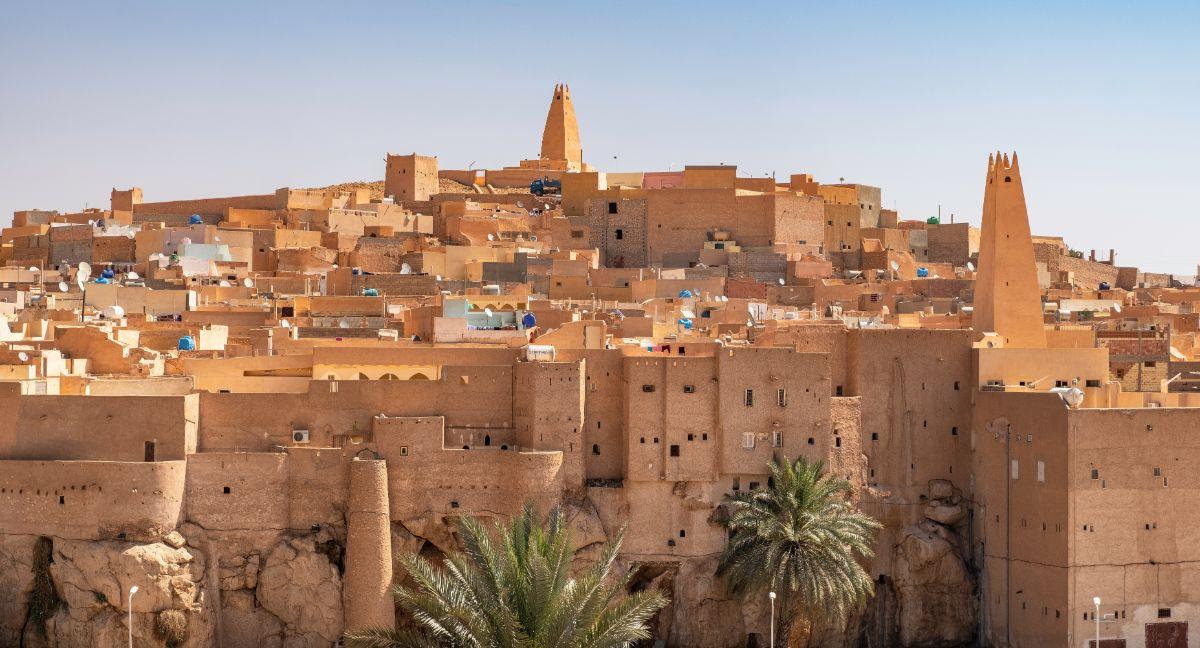 صور الجزائر، صور سفر، أفضل الوجهات السياحية في الجزائر، وادي مزاب