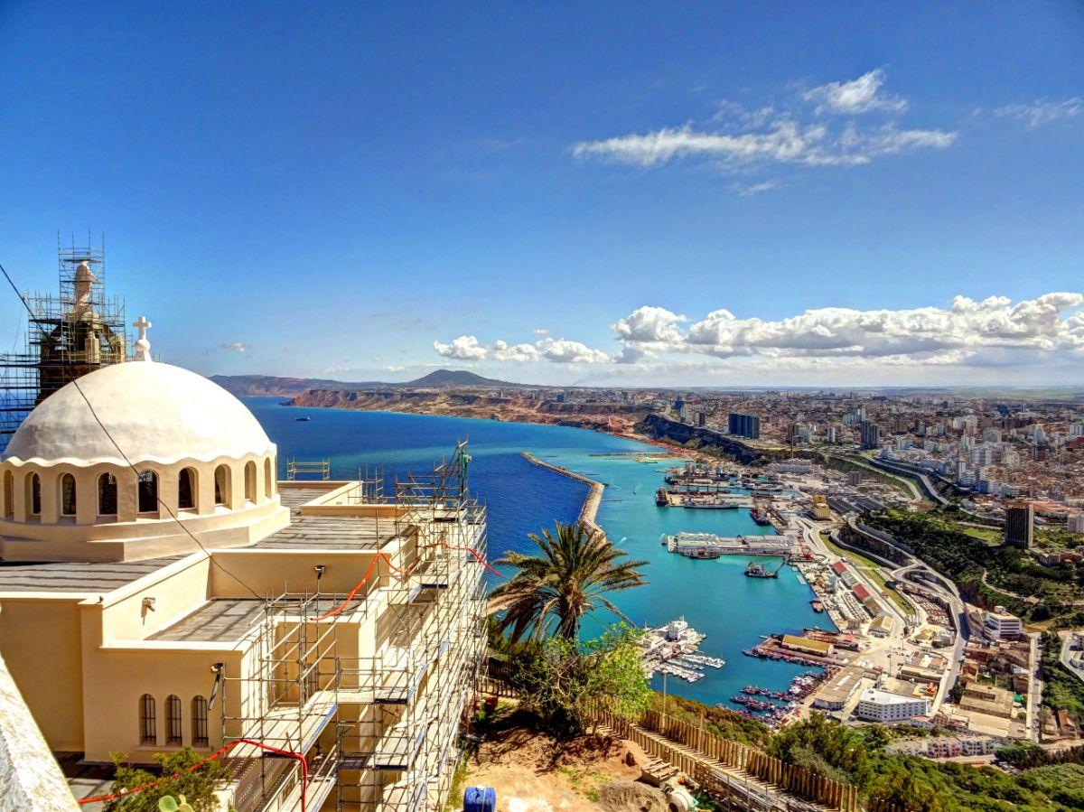 صور الجزائر، صور سفر، أفضل الوجهات السياحية في الجزائر، وهران