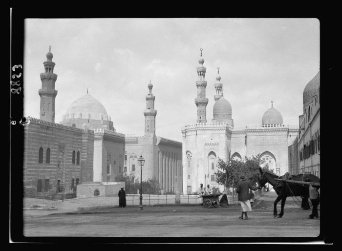 صور القاهرة القديمة، صور الزمن الجميل، جامع السلطان أحمد