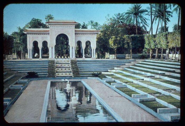 صور القاهرة القديمة، صور الزمن الجميل، حدائق القاهرة العامة