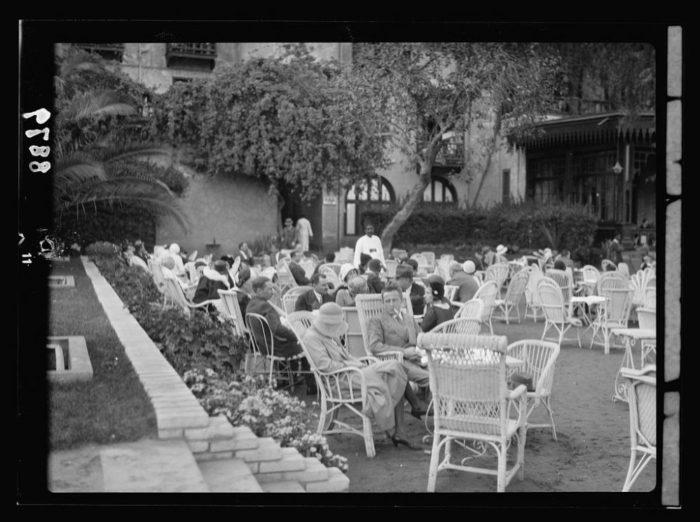 صور القاهرة القديمة، صور الزمن الجميل، فندق مينا هاوس، mena house