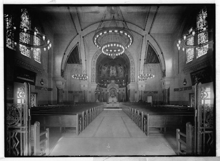 صور القاهرة القديمة، صور الزمن الجميل، كنيسة ارمنية في هليوبوليس