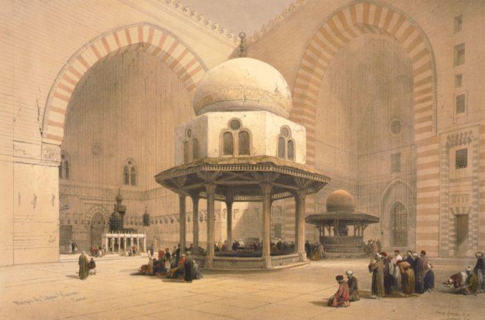 صور القاهرة القديمة، صور الزمن الجميل، مسجد السلطان أحمد