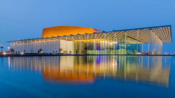 صور المنامة، صور سفر، أفضل المعالم السياحية في المنامة، متحف البحرين الوطني