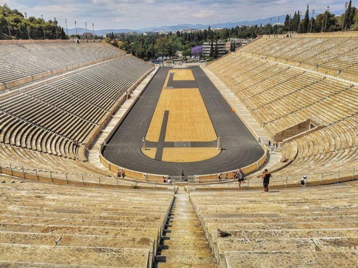 صور أثينا، صور سفر، أفضل المعالم السياحية في أثينا، الاستاد الأولمبي