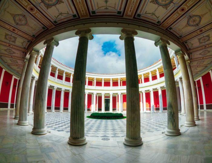 صور أثينا، صور سفر، أفضل المعالم السياحية في أثينا، مبنى زابيون