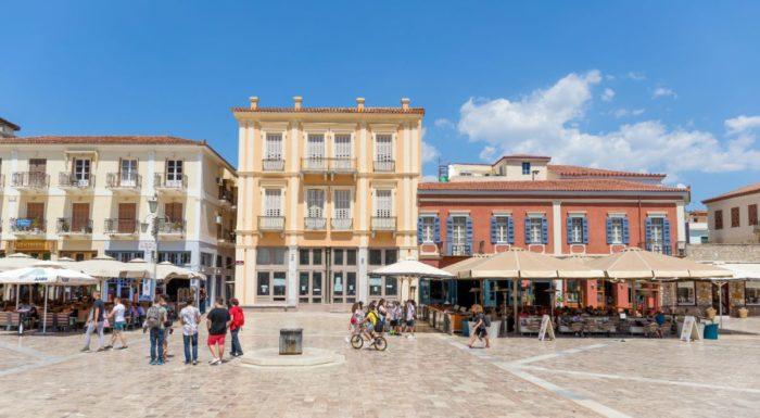 صور أثينا، صور سفر، أفضل المعالم السياحية في أثينا، ميدان سينتاجما