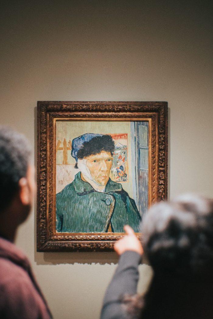 صور أمستردام، صور سفر، أفضل المعالم السياحية في أمستردام، متحف فان غوخ