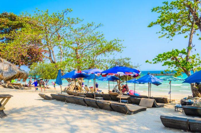 صور بتايا، أهم المعالم السياحية في بتايا، شاطئ بتايا
