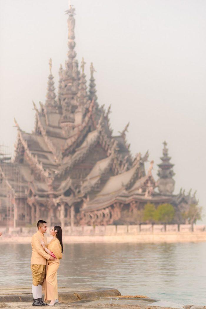 صور بتايا، أهم المعالم السياحية في بتايا، معبد الحقيقة