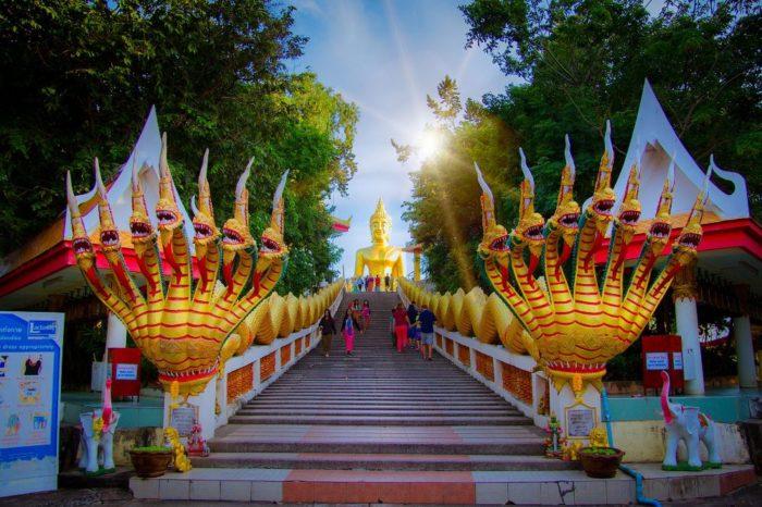 صور بتايا، أهم المعالم السياحية في بتايا، معبد بوذا الكبير
