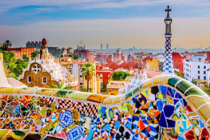 صور برشلونة، صور سفر، أفضل المعالم السياحية في برشلونة، حديقة جويل