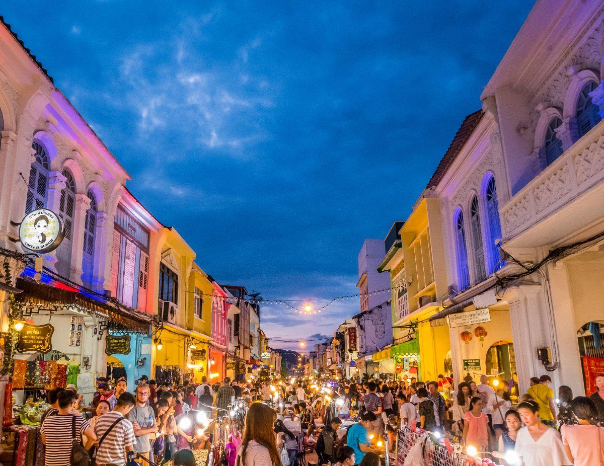 صور بوكيت، صور سفر، أفضل المعالم السياحية في بوكيت، البلدة القديمة