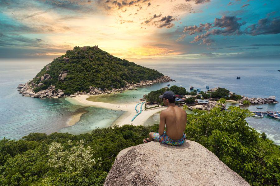 صور تايلند، أفضل الوجهات السياحية في تايلند، كوه تاو