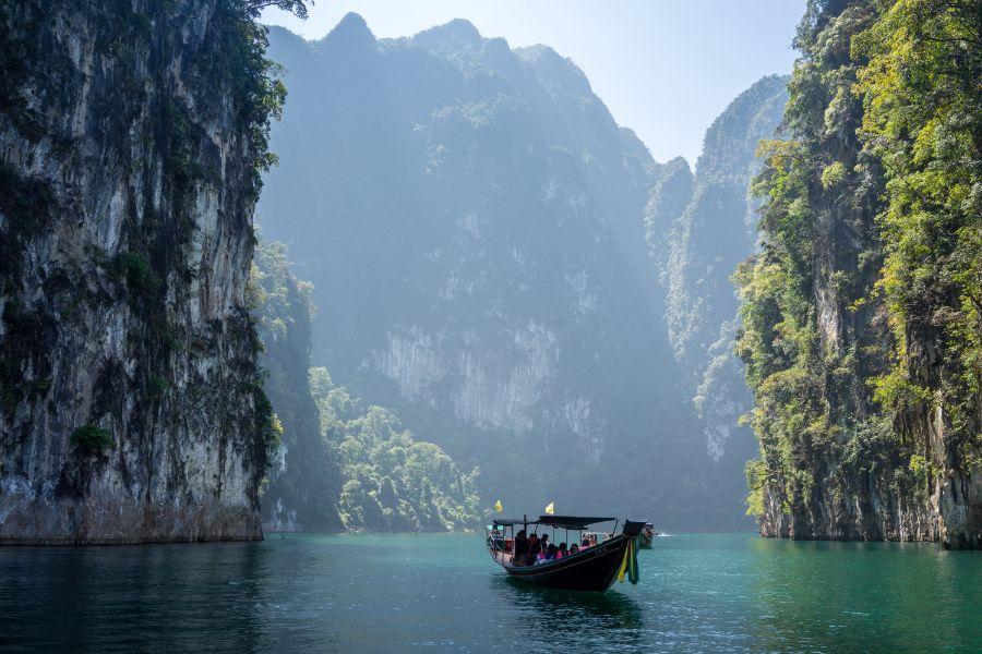 صور تايلند، أفضل الوجهات السياحية في تايلند، منتزه خاو سوك الوطني