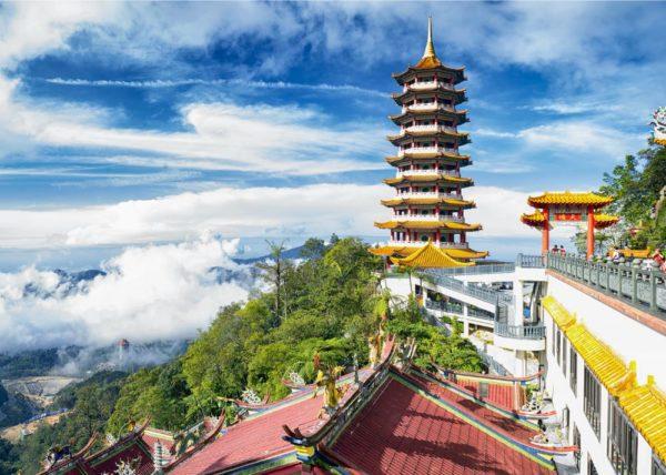 صور جنتنج هايلاند، أفضل المعالم السياحية في جنتنج هايلاند، معبد كهوف تشين سوي الصين