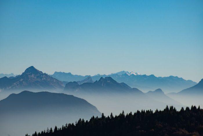 صور جنيف، صور سفر، أهم المعالم السياحية في جنيف، جبل ساليف salève