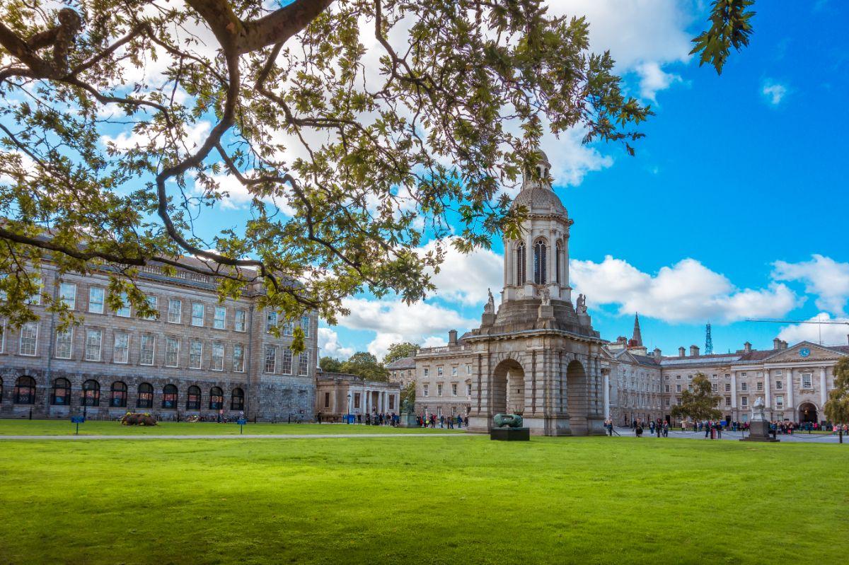 صور دبلن، صور سفر، أفضل المعالم السياحية في دبلن، كلية ترنيتي