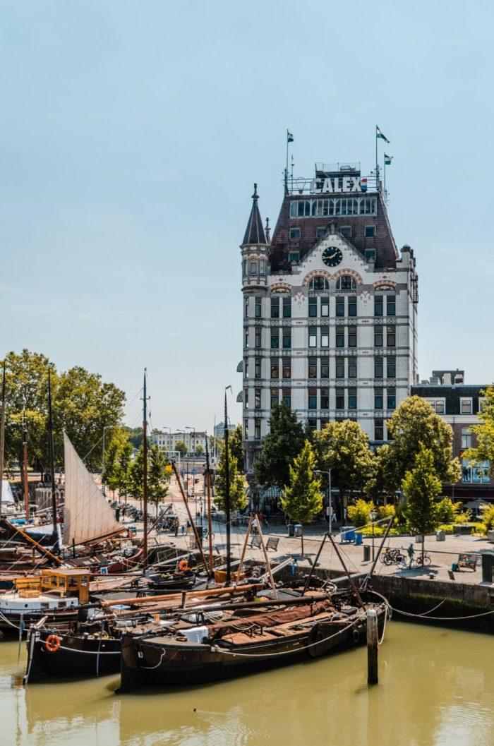 صور روتردام، صور سفر، أفضل المعالم السياحية في روتردام، البيت الأبيض