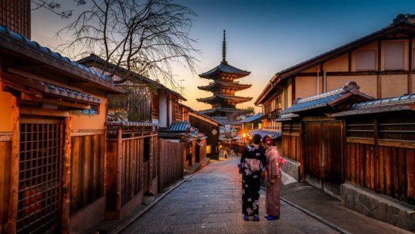 صور سفر، المدن الأكثر رومانسية في العالم، كيوتو، اليابان