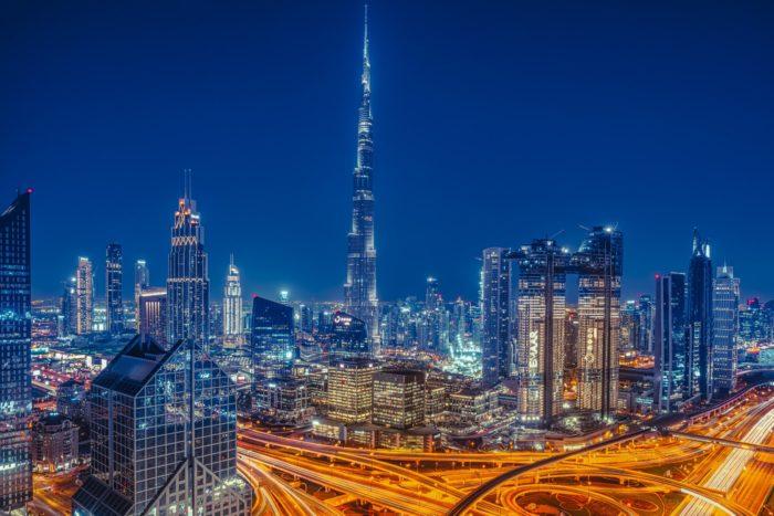 صور سفر، المعالم السياحية في الامارات برج خليفة، دبي