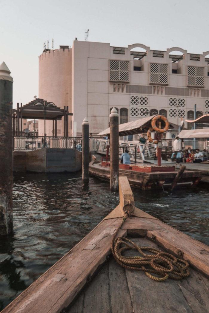 صور سفر، المعالم السياحية في الامارات دبي القديمة، العبرة، دبي