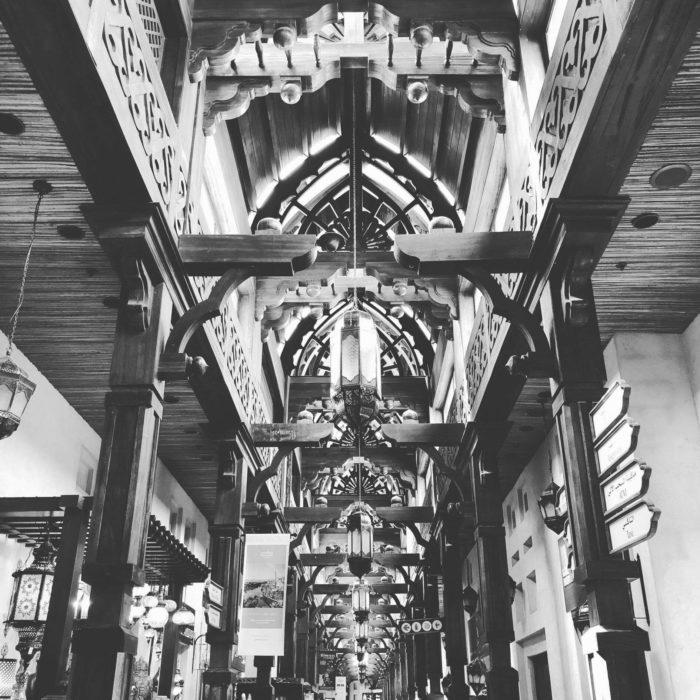 صور سفر، المعالم السياحية في الامارات سوق مدينة جميرة، دبي
