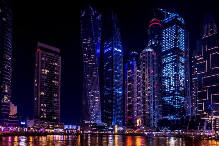 صور سفر، المعالم السياحية في الامارات مرسى دبي، دبي
