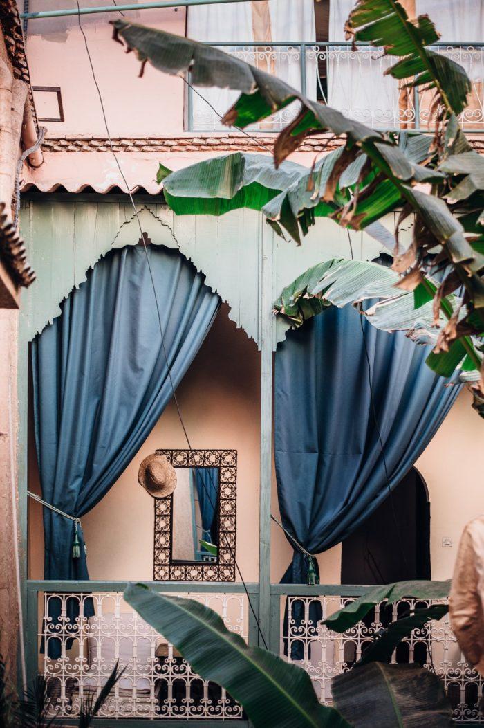 صور سفر، المعالم السياحية في المغرب الرياض، مراكش