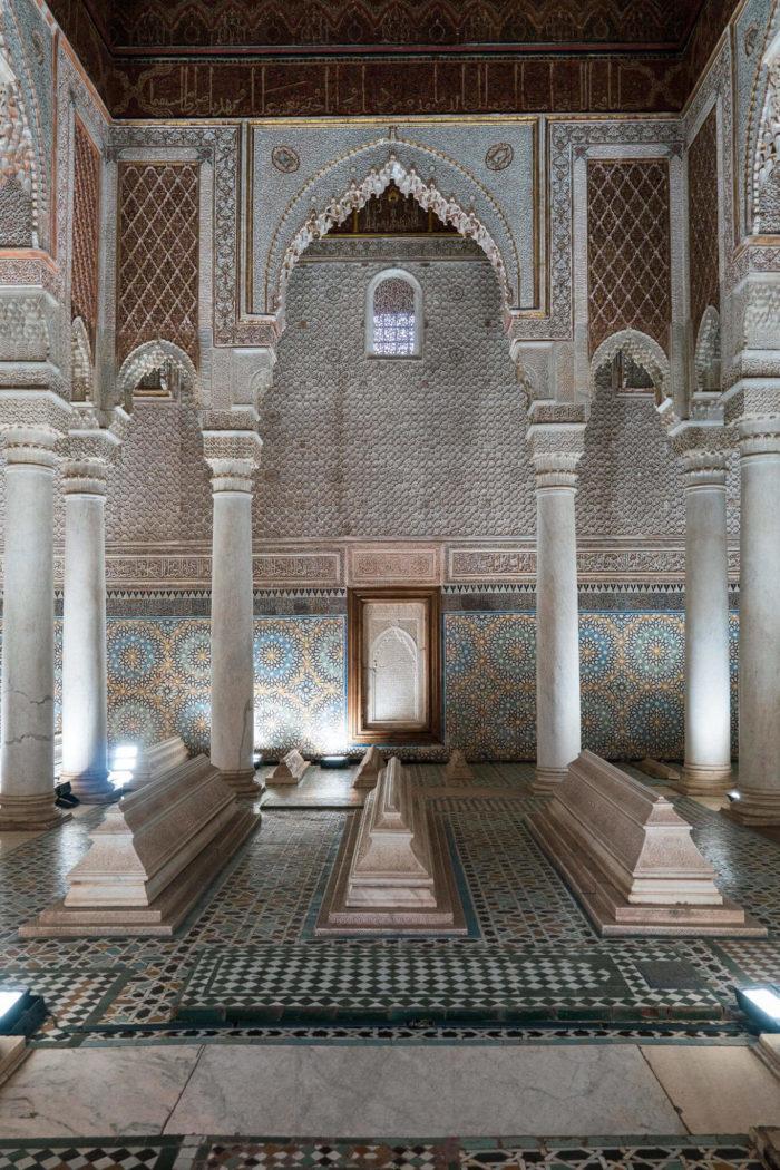 صور سفر، المعالم السياحية في المغرب قصر الباهية، مراكش