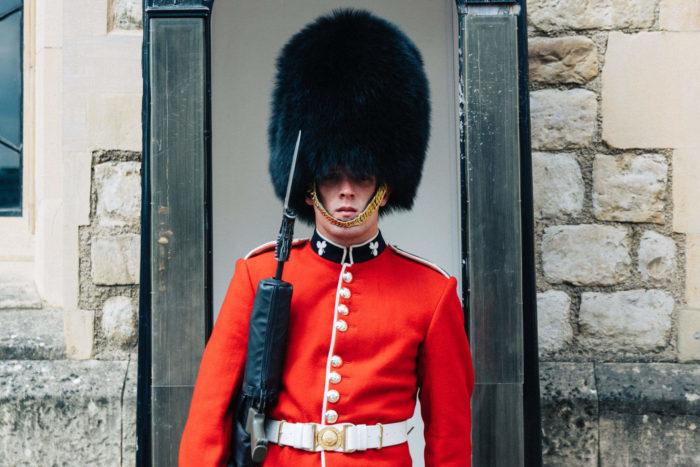 صور سفر، المعالم السياحية في المملكة المتحدة الحرس الوطني، لندن