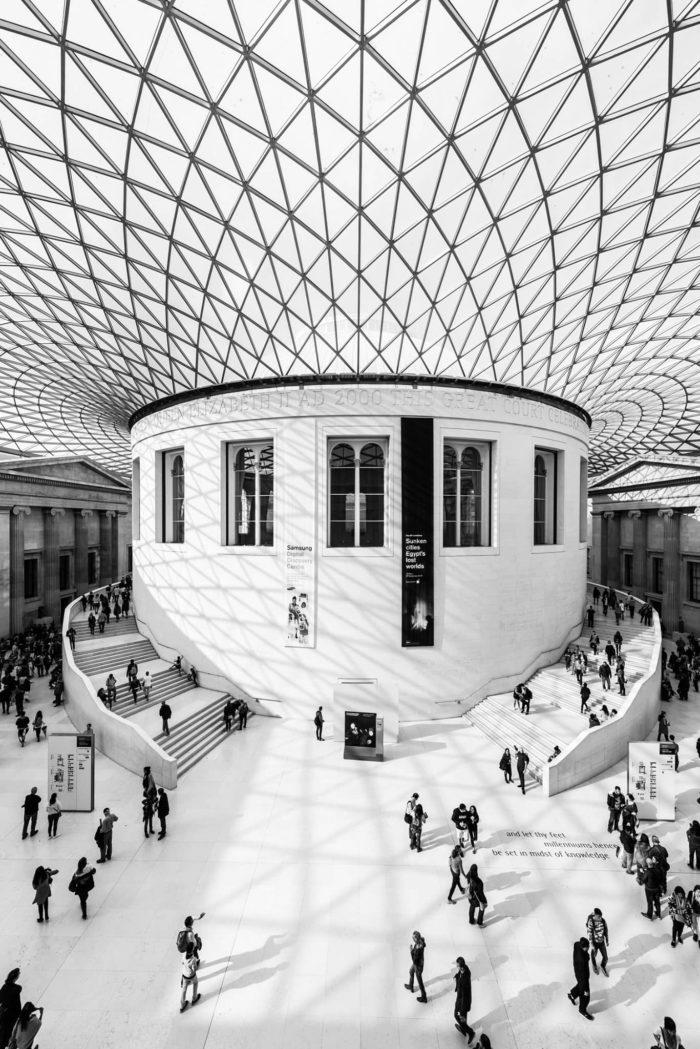 صور سفر، المعالم السياحية في المملكة المتحدة المتحف البريطاني،لندن