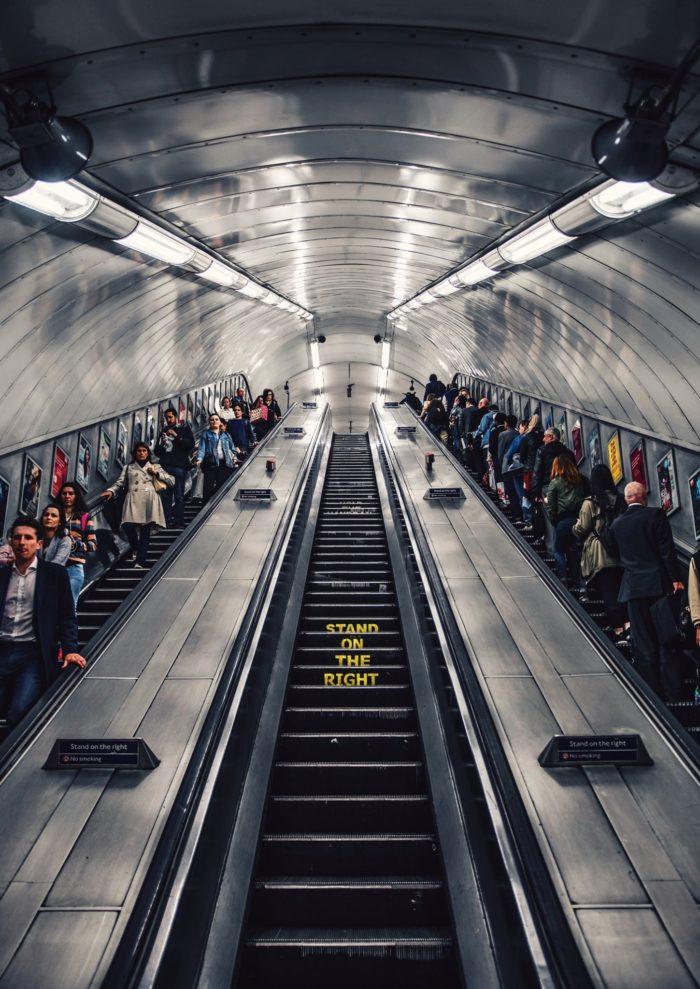 صور سفر، المعالم السياحية في المملكة المتحدة المترو، لندن