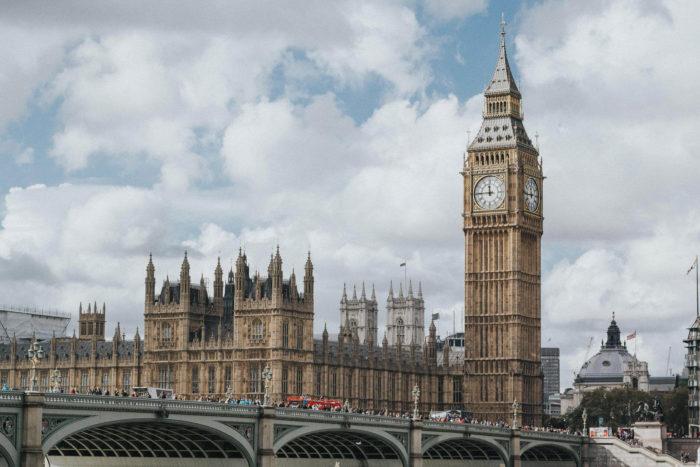 صور سفر، المعالم السياحية في المملكة المتحدة بيوت البرلمان، بج بن، برج الساعة، لندن