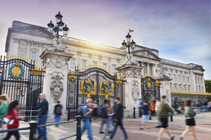 صور سفر، المعالم السياحية في المملكة المتحدة قصر باكنجهام، لندن