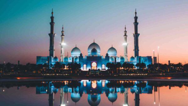 صور سفر، المعالم السياحية في أبو ظبي، مسجد الشيخ زايد