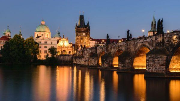 صور سفر، المعالم السياحية في براغ، جسر الملك تشارلز