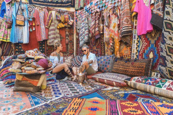 صور سفر، المعالم السياحية في تركيا كابادوكيا