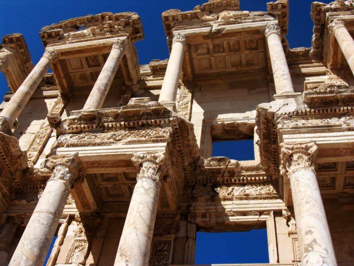 صور سفر، المعالم السياحية في تركيا الأثارت الرومانية، افسس