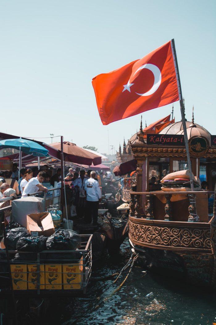 صور سفر، المعالم السياحية في تركيا البوسفور، إسطنبول