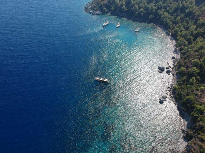 صور سفر، المعالم السياحية في تركيا الشاطئ والبحر، بودروم