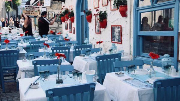 صور سفر، المعالم السياحية في تركيا المطاعم، ازمير