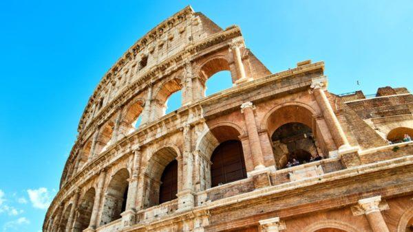 صور سفر، المعالم السياحية في روما، مدرج الكولوسيوم