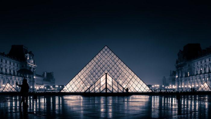 صور سفر، المعالم السياحية في فرنسا متحف اللوفر، باريس
