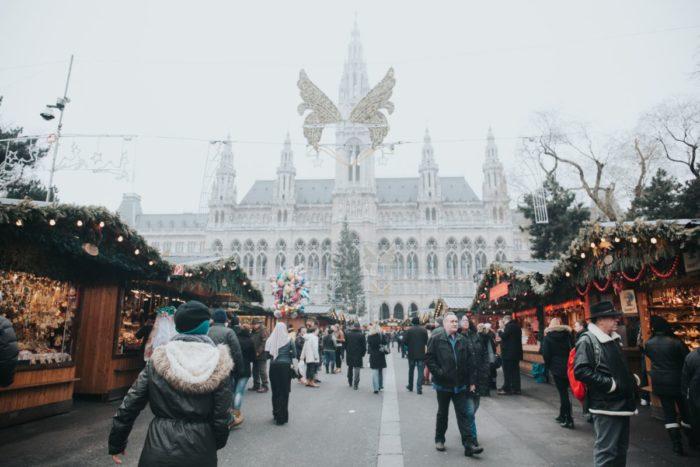 صور سفر، المعالم السياحية في فيينا،أسواق فيينا