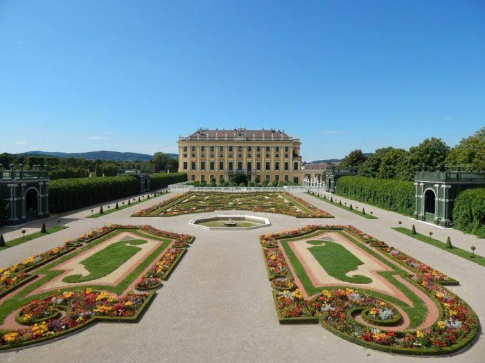 صور سفر، المعالم السياحية في فيينا،قصر شونبرون