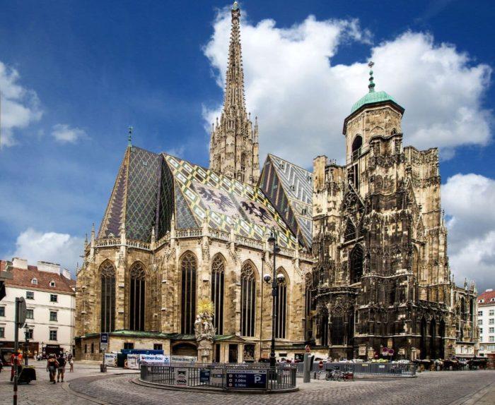 صور سفر، المعالم السياحية في فيينا،كاتدرائية القديس ستيفن