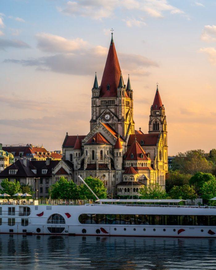 صور سفر، المعالم السياحية في فيينا