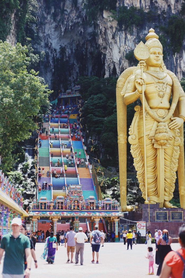 صور سفر، المعالم السياحية في ماليزيا كهوف باتو، كوالالمبور